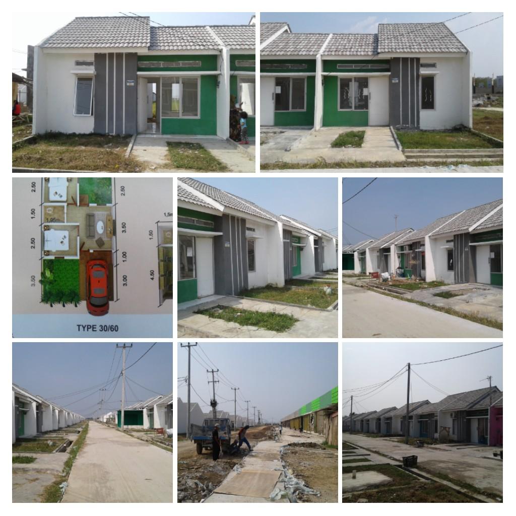 Rumah Subsidi Lokasi Strategis Cibitung