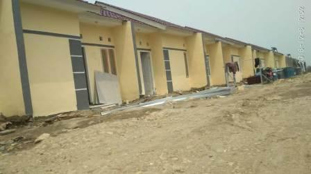 Rumah subsidi Sriamur Tambun Double Dinding