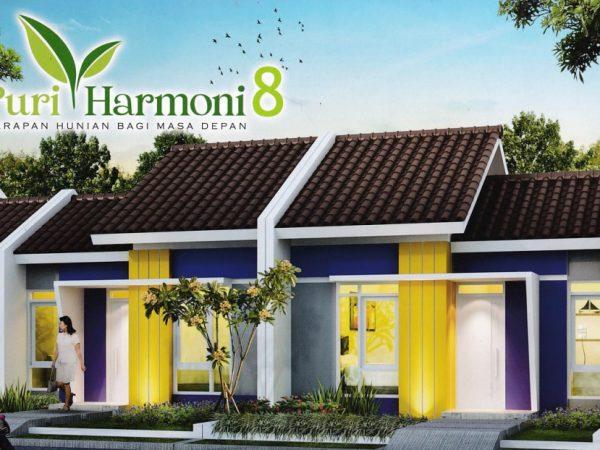 Rumah Subsidi Puri Harmoni 8 Parung Panjang